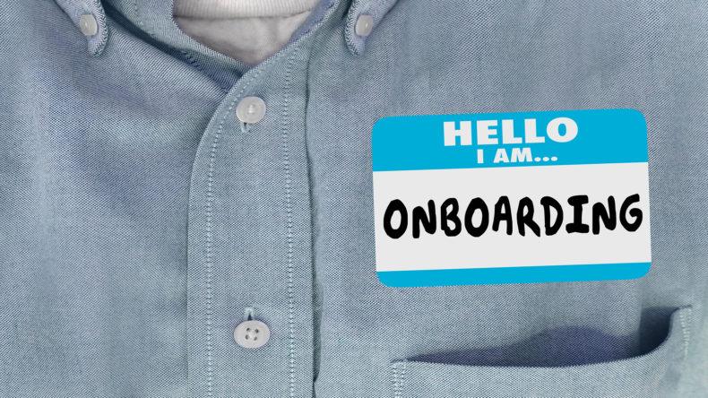 Hello I Am Onboarding New Employee